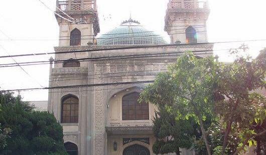 神戶穆斯林清真寺