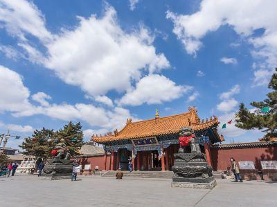 Ih Juu Temple