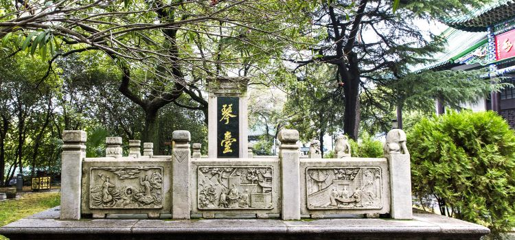 Guqintai Travel Guidebook Must Visit Attractions In Wuhan