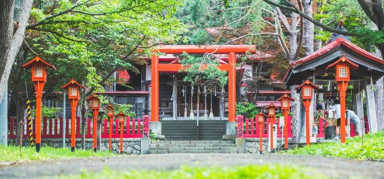 Fushimi Inari Shrine1