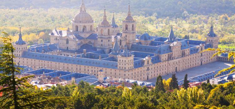 埃斯寇里亞爾修道院1