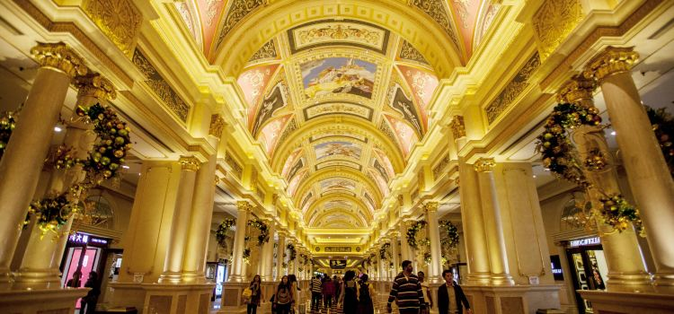 Casino at Venetian Macao3
