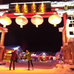 중국 설향 여행 사진