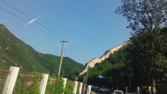 Great Wall at Shixia Pass