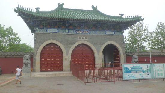 莫州扁鵲廟