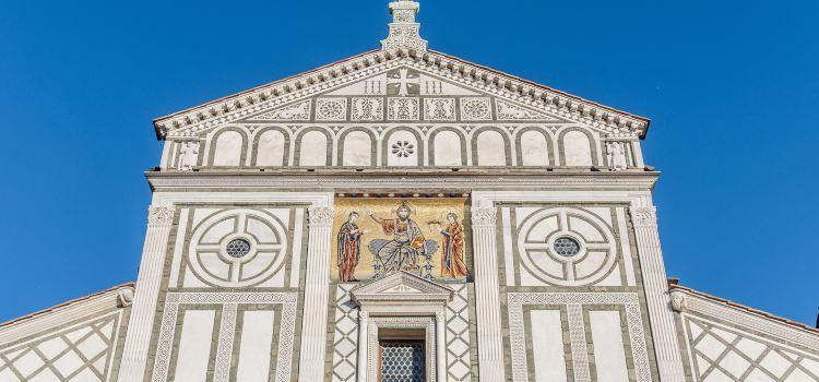 聖米尼亞托教堂2