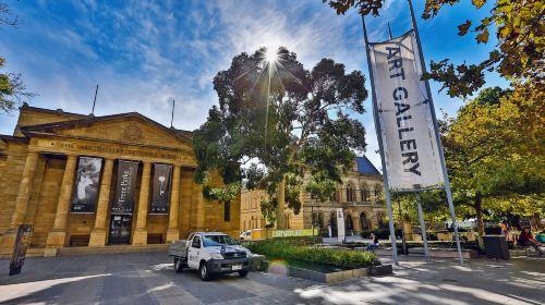 南澳大利亞藝術館