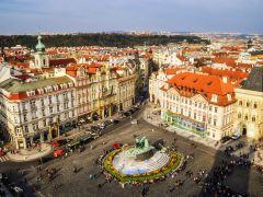 布拉格老城速览1日游