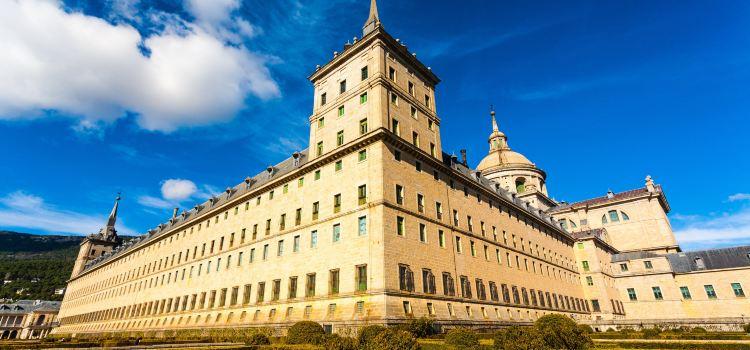埃斯寇里亞爾修道院2