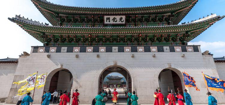 景福宮(キョンボックン)1