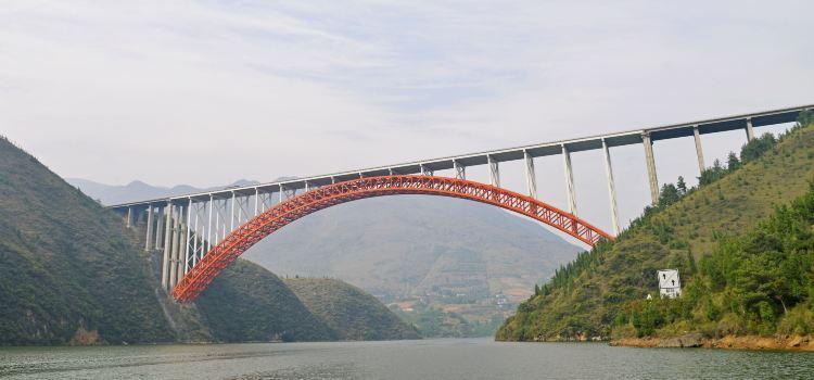 巫山 (ウーシャン) 小三峡3