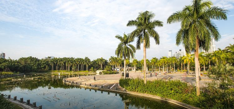 Nanhu Park1
