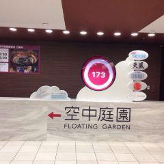 공중 정원 전망대 여행 사진
