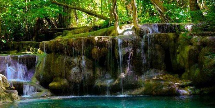 Erawan Falls1