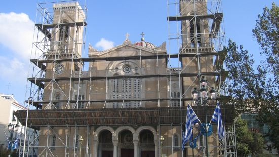 Great Mitropolis (Athens Cathedral)