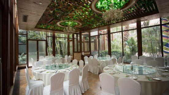 熱帶雨林中餐廳
