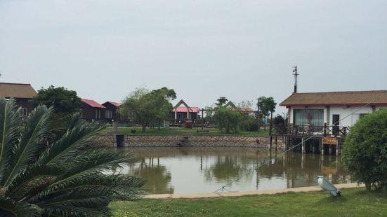 梭子蟹養殖觀光園
