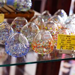 Otaru Glass Studio User Photo