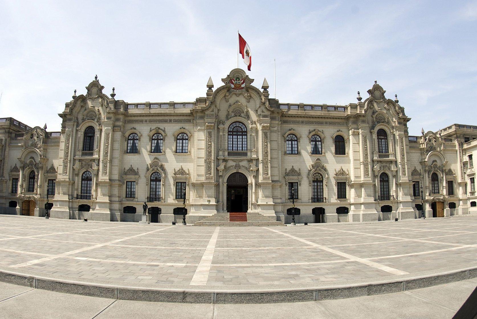 Presidential Palace (Palacio de Gobierno)