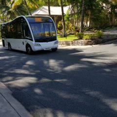 Free Resort Drive on Hamilton Island User Photo