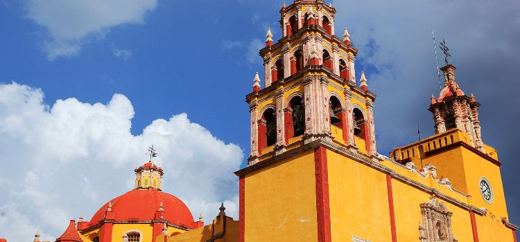 Basilica of Our Lady of Guanajuato1