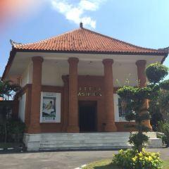 발리 박물관 여행 사진