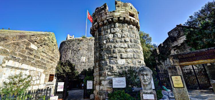 Bodrum Castle1