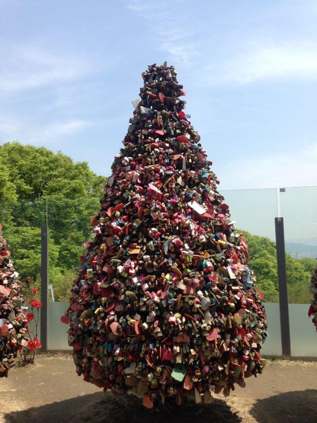 韓國-南山公園首爾塔