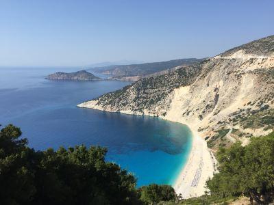 Neos Myrtos Beach