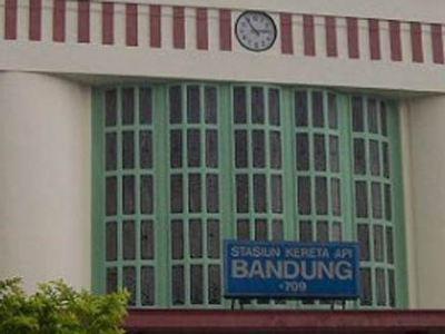 Bandung Train Station