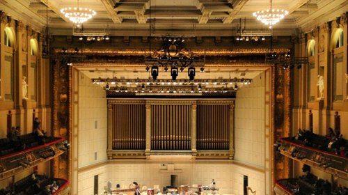 波士頓交響樂大廳