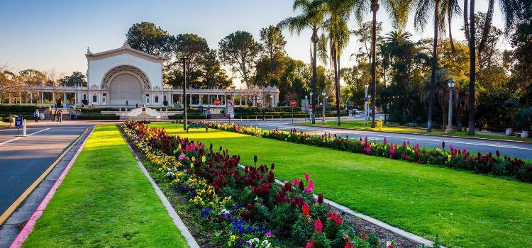 聖地亞哥巴爾波亞公園2
