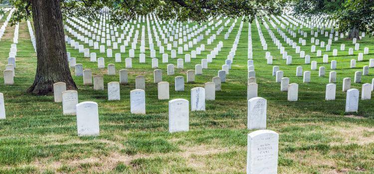 阿靈頓國家公墓2