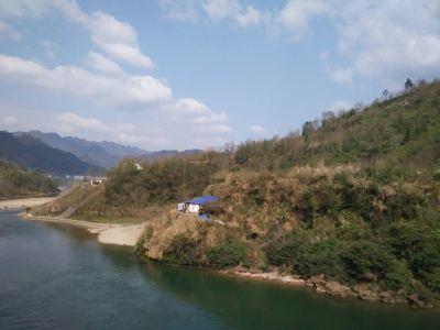 茅岩河風景區