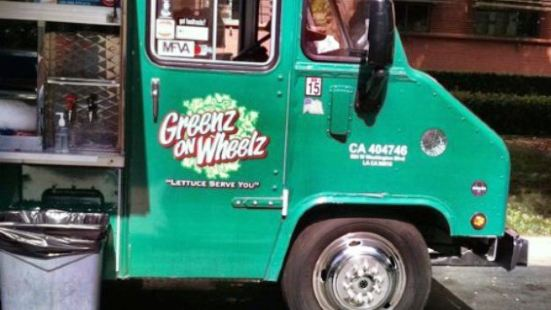 Greenz On Wheelz Truck