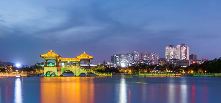 Huizhou West Lake2