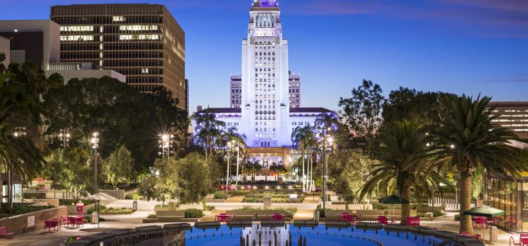 Los Angeles City Hall2