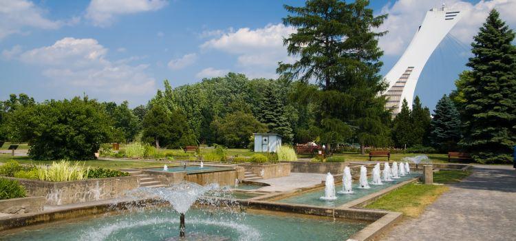 蒙特利爾植物園2
