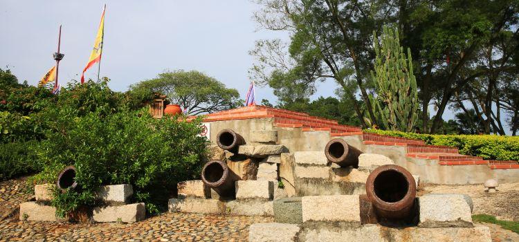 胡里山砲台2