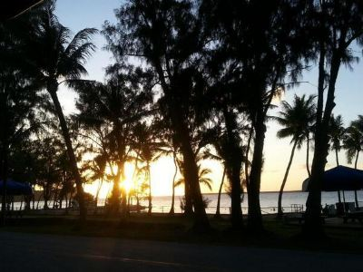 갭갭 해변