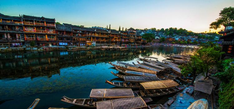 Fenghuang Ancient Town3
