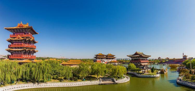 Qingming Riverside Landscape Garden1