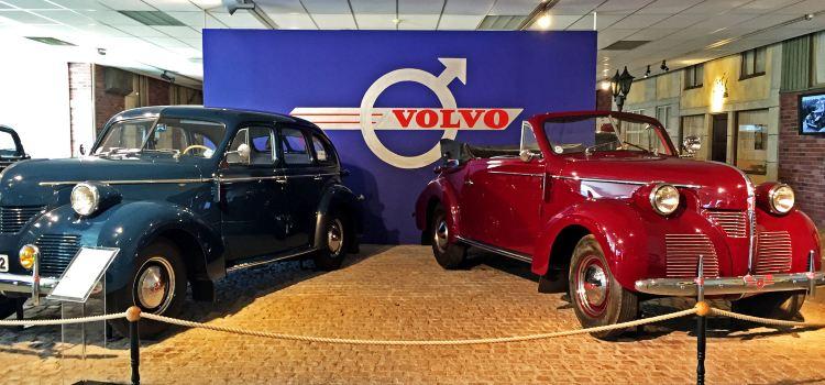 沃爾沃汽車博物館3