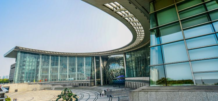 Shanghai Science and Technology Museum1