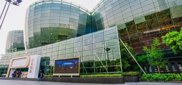 Shanghai Oriental Art Center3
