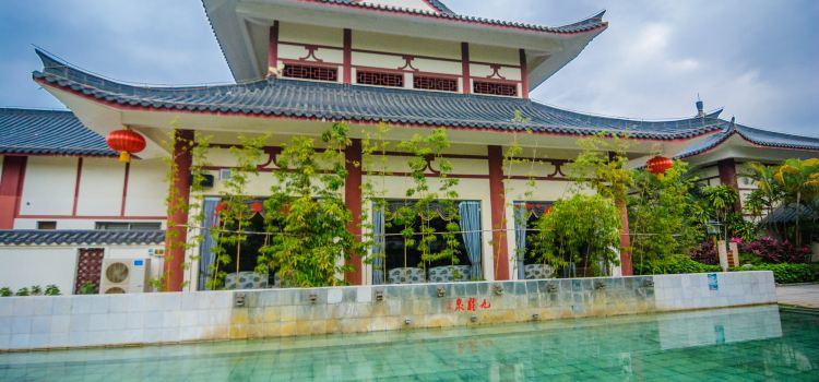 Xinhui Gudou Hot Spring1