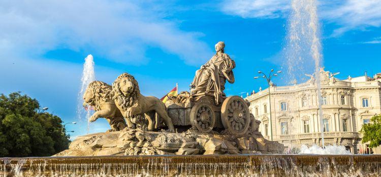 Plaza De Cibeles Travel Guidebook Must Visit Attractions In