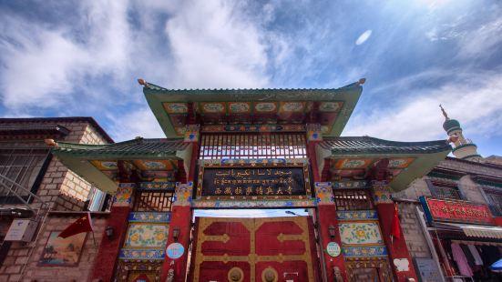 拉薩清真大寺
