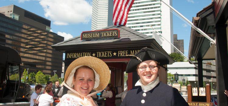 波士頓茶黨船艦及博物館3