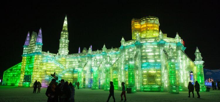 Harbin Ice and Snow Park1